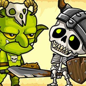 Goblin Vs Skeleton