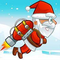Flying Santa Gifts